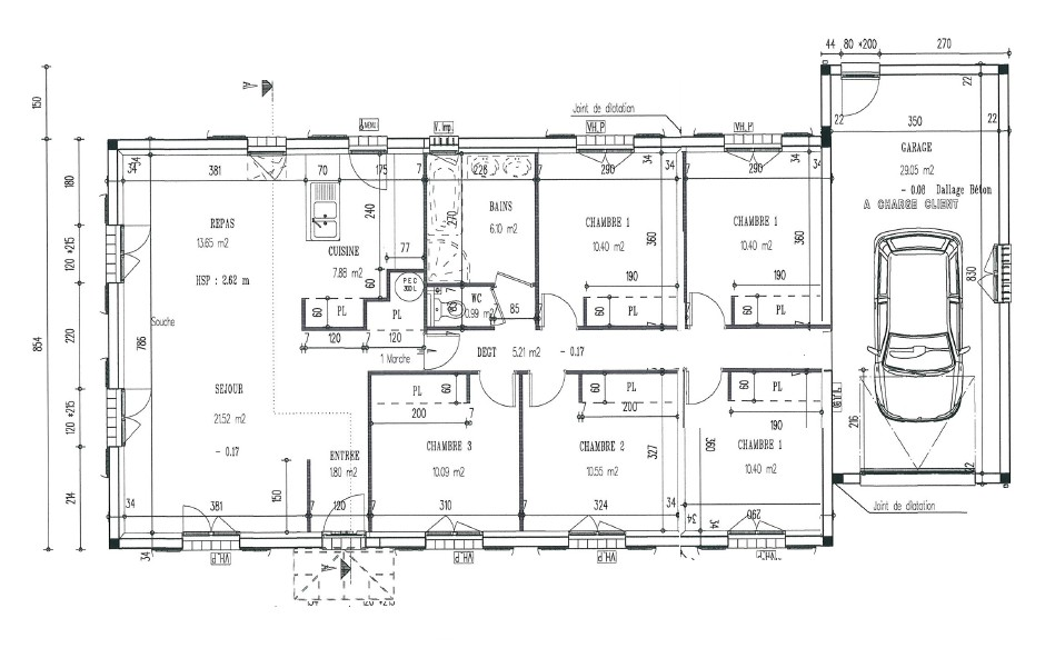 Dessiner Plan Maison Cheap Plan De Maison De M With Dessiner Plan
